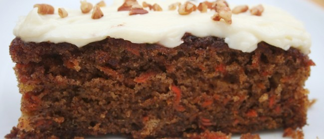 Living Life Well – Cape Cod Carrot Cake™