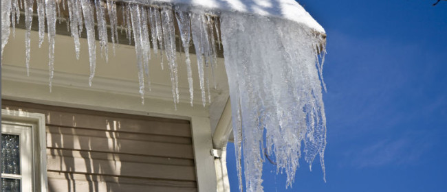 Are You Damaging Your Home this Winter?